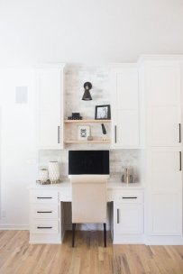 Unique Diy Home Office Decor Ideas39