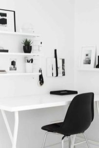 Unique Diy Home Office Decor Ideas40