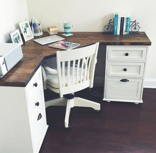 Unique Diy Home Office Decor Ideas41