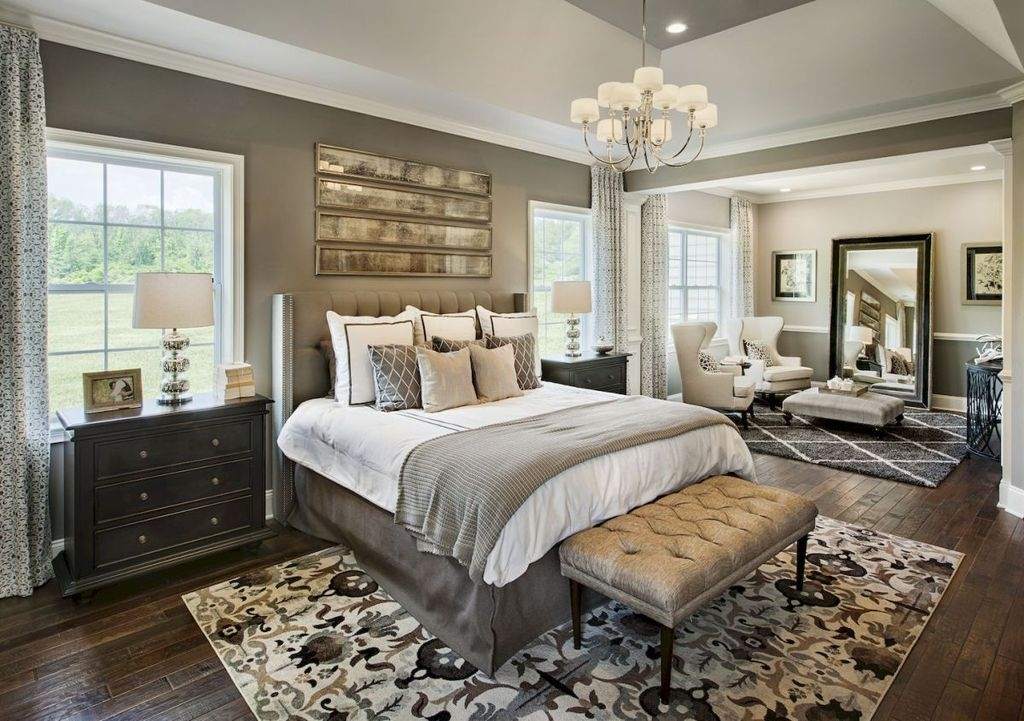 Awesome Bedroom Decor Ideas With Farmhouse Style 01