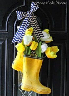 Charming Easter Ideas For Outdoor Decorations 13