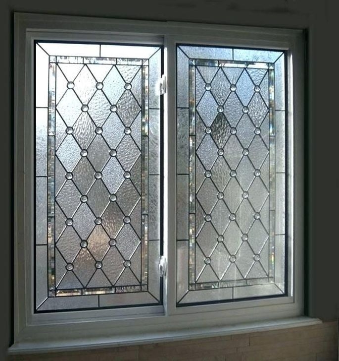 Comfy Stained Glass Window Design Ideas For Home 20