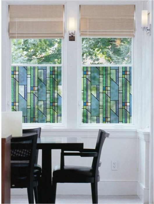 Comfy Stained Glass Window Design Ideas For Home 30