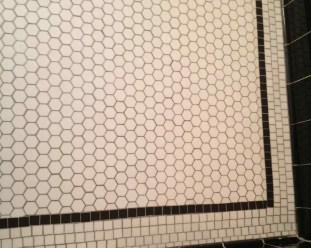 Cool Tile Pattern Design Ideas For Bathroom 02