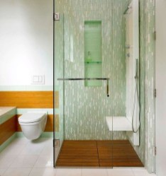 Cool Tile Pattern Design Ideas For Bathroom 04