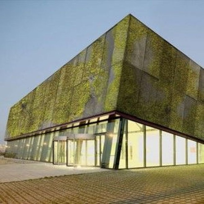 Elegant Sustainable Architecture Ideas For Green Building 17