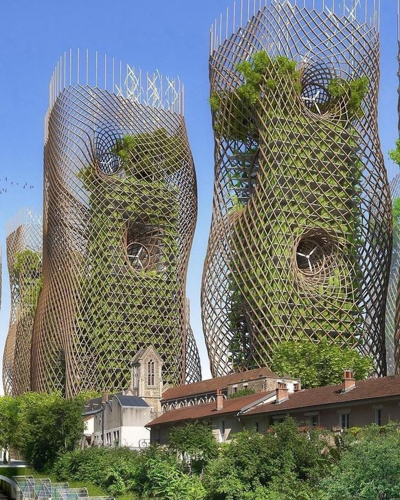 Elegant Sustainable Architecture Ideas For Green Building 21