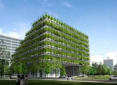 Elegant Sustainable Architecture Ideas For Green Building 42