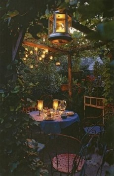 Enchanting Decor Ideas For Garden 15