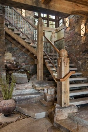 Interesting Staircase Designs Ideas 34