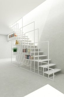 Interesting Staircase Designs Ideas 43