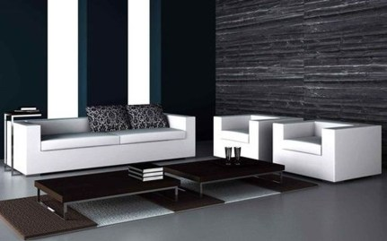 Relaxing Black And White Decor Ideas For Your Room 39