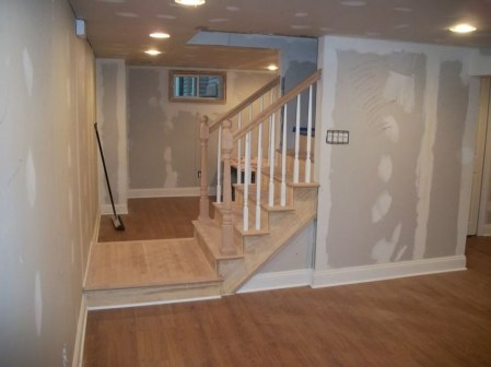 Wonderful Basement Remodel Ideas Into An Attractive Living Room 35