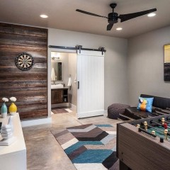 Wonderful Basement Remodel Ideas Into An Attractive Living Room 42