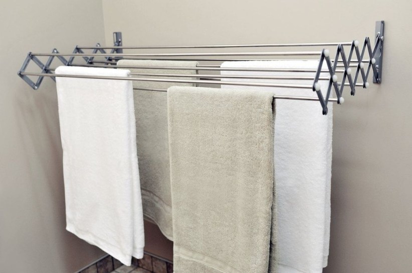 Elegant Diy Drying Rack Design Ideas That You Can Copy Right Now 01