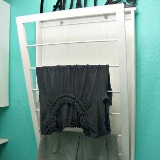 Elegant Diy Drying Rack Design Ideas That You Can Copy Right Now 10