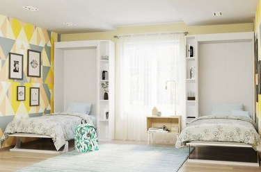 Fantastic Diy Murphy Bed Ideas For Small Space 17