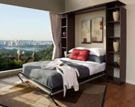 Fantastic Diy Murphy Bed Ideas For Small Space 25