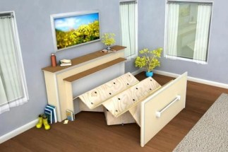 Fantastic Diy Murphy Bed Ideas For Small Space 41