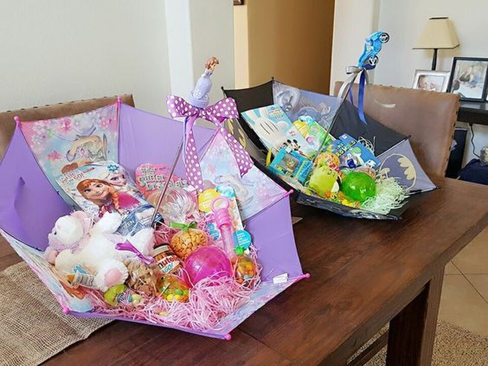 Gorgeous Easter Basket Ideas For Kids 01