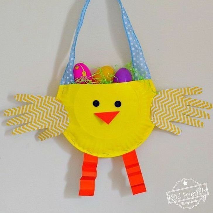 Gorgeous Easter Basket Ideas For Kids 05
