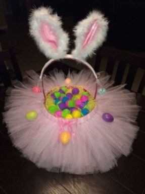 Gorgeous Easter Basket Ideas For Kids 23