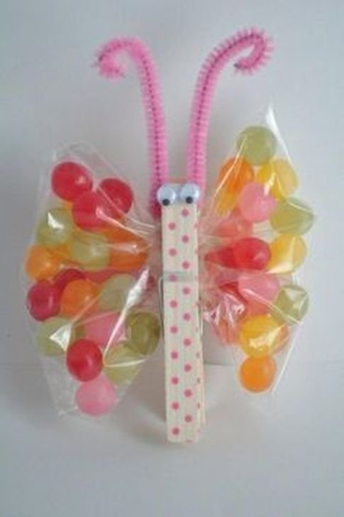 Gorgeous Easter Basket Ideas For Kids 26