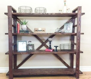 Inexpensive Bookshelf Design Ideas That Are Popular Today 05