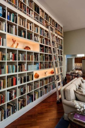 Inexpensive Bookshelf Design Ideas That Are Popular Today 08