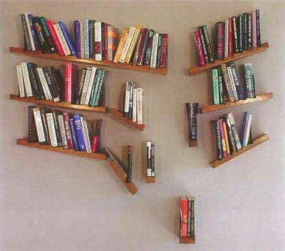 Inexpensive Bookshelf Design Ideas That Are Popular Today 39