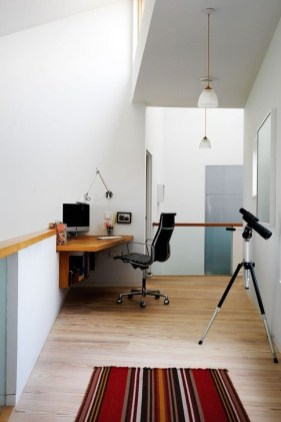 Minimalist Small Space Ideas For Bedroom And Home Office 15