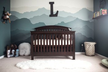 Modern Baby Room Themes Design Ideas 01