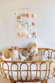 Modern Baby Room Themes Design Ideas 22
