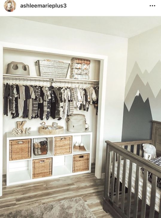 Modern Baby Room Themes Design Ideas 41