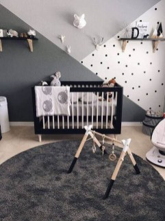 Modern Baby Room Themes Design Ideas 43