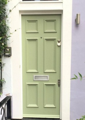 Outstanding Colorful Door Ideas For House 09