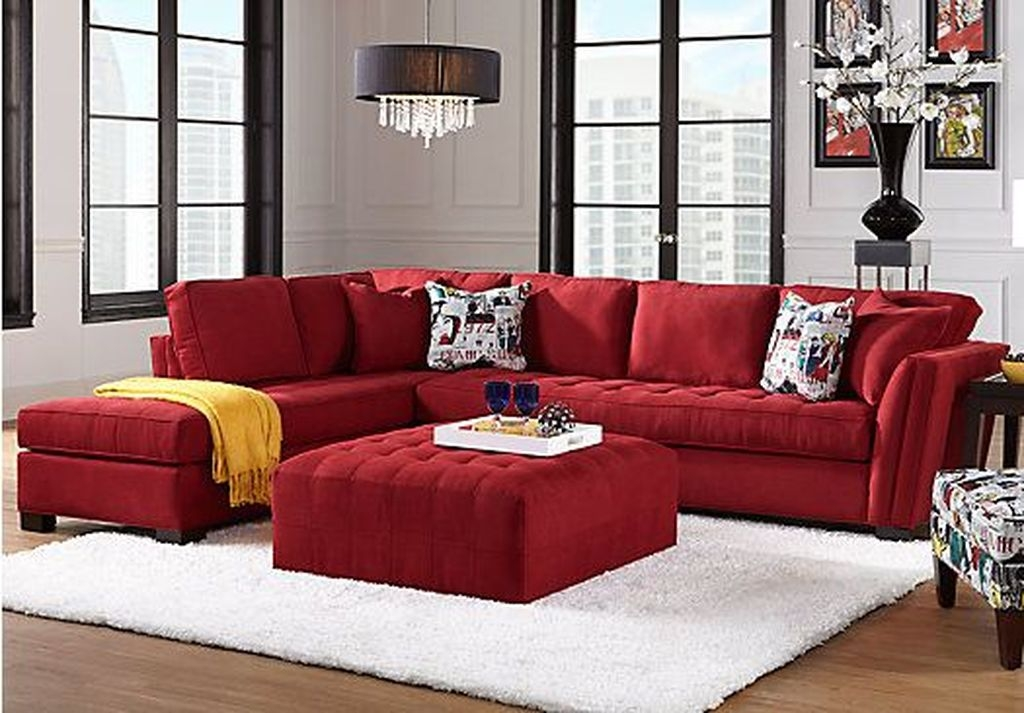 Popular Apartment Living Room Design Ideas For Valentines Day 04