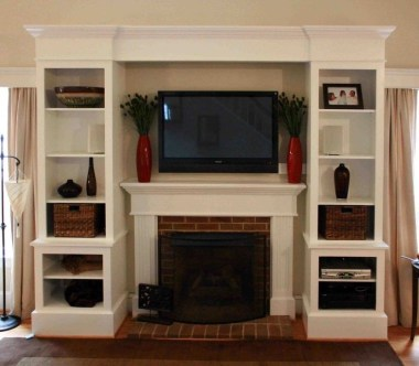 Rustic Home Entertainment Centers Ideas 38