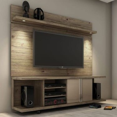 Rustic Home Entertainment Centers Ideas 42