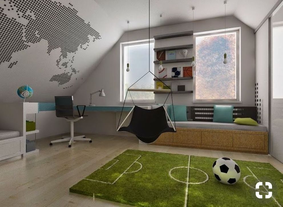 Smart Teenage Boy Room Decor Ideas 32