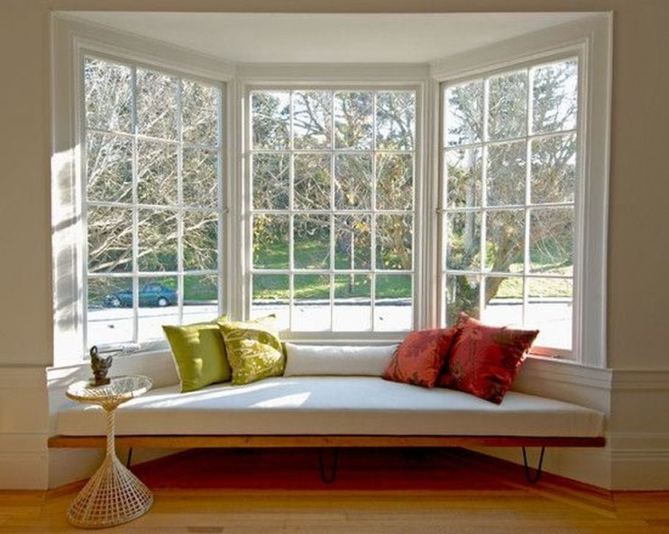 Superb Bay Window Ideas For Reading 36