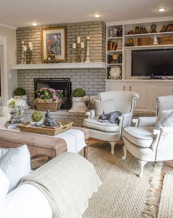 Adorable French Country Living Room Ideas On A Budget 08
