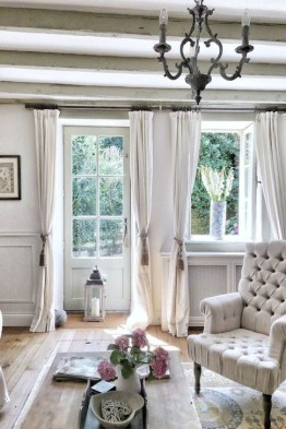 Adorable French Country Living Room Ideas On A Budget 09