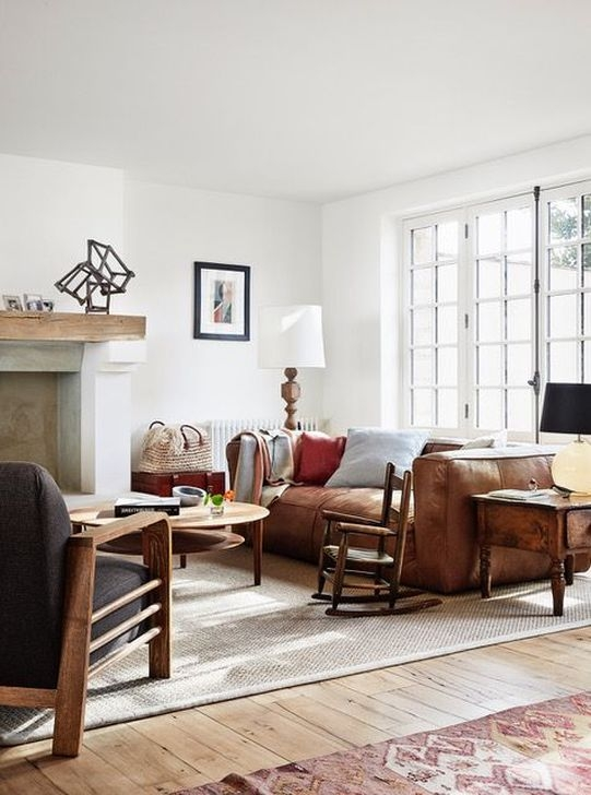 Adorable French Country Living Room Ideas On A Budget 12