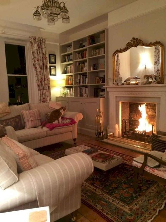 Adorable French Country Living Room Ideas On A Budget 14