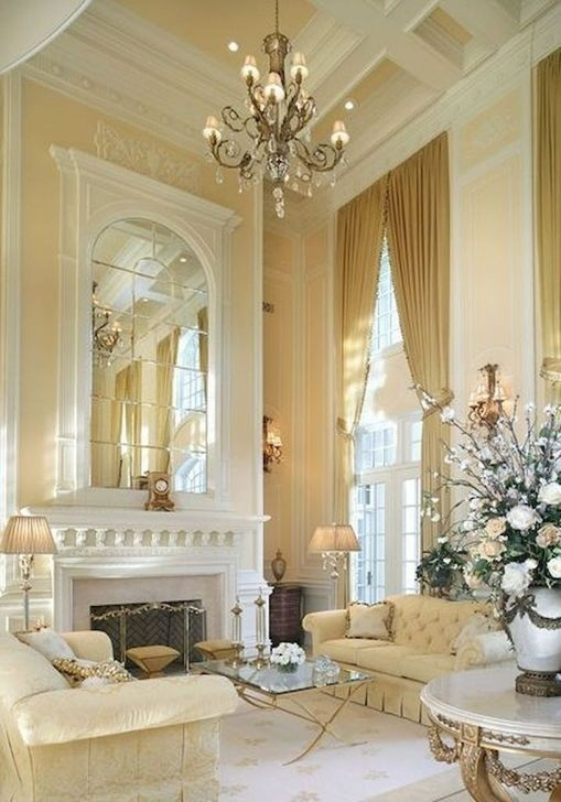 Adorable French Country Living Room Ideas On A Budget 18