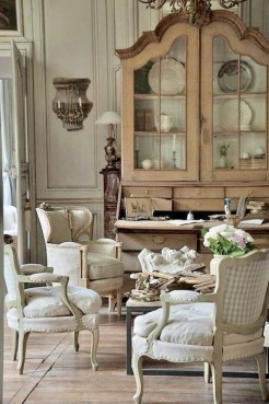 Adorable French Country Living Room Ideas On A Budget 24