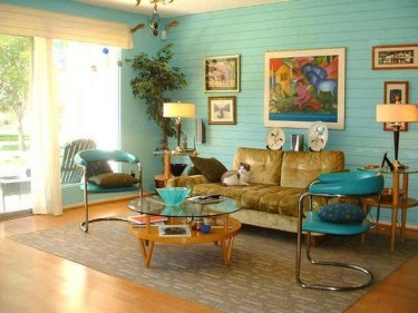 Affordable Retro Décor Ideas That Trending Now 43