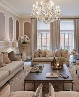 Elegant Living Room Decorating Ideas On A Budget 33
