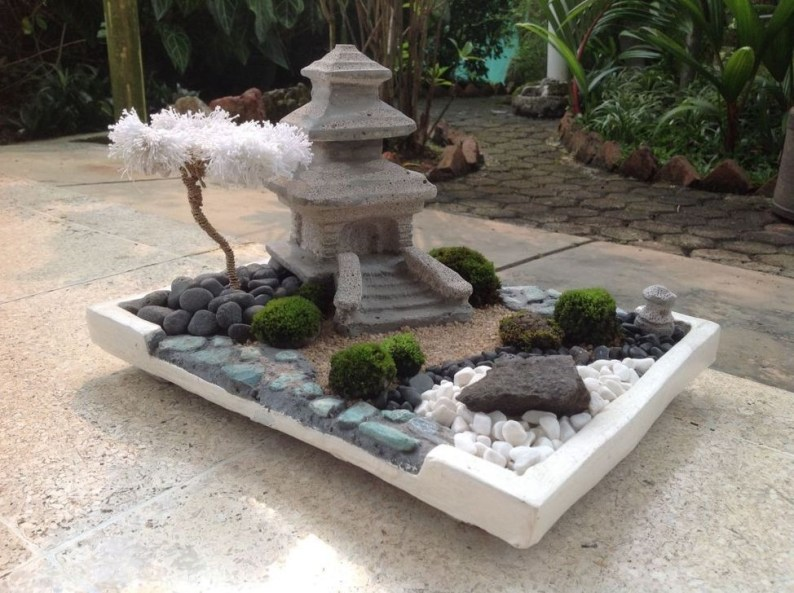 Fabulous Mini Zen Garden Design Ideas 06